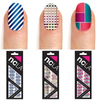 2012 Must Try Nail Wrap Designs.