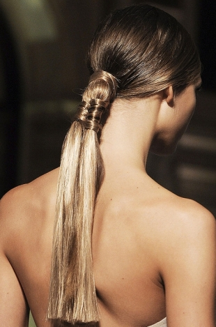 Spring 2012 Braided Hairstyle Trends