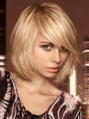 easy-style medium haircut ideas