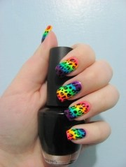 colorful and fun nail art ideas