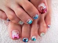 Big Toe Nail Art Designs - Creative Nail Design