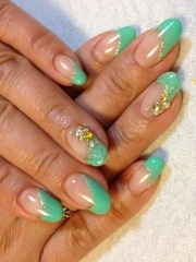 popular nail art design