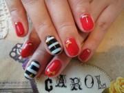 flirty & fun summer nail art