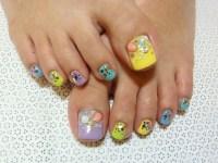 Nail Art Design 2014: Stylish Pedicure Nail Art Designs ...