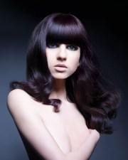 creative long haircut ideas 2012