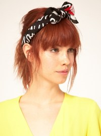 New Hair Accessories for Spring 2012.