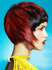 alternative medium hairstyles 2012