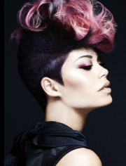 bright hair color ideas 2012
