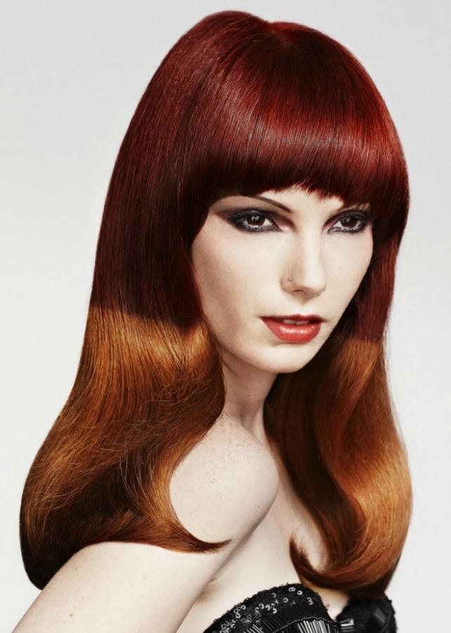 Punk Chic Hair Color Ideas 2012.