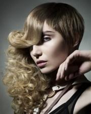 hair styling ideas long