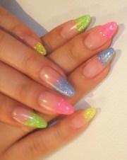 pretty nail art ideas summer