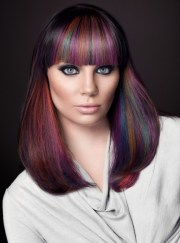 punk girl hair color ideas 2012