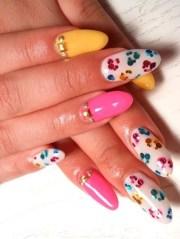 fabulous spring nail art ideas