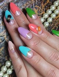 Super-Cool Nail Art Ideas.