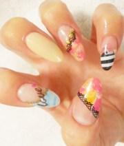stylish nail art ideas summer