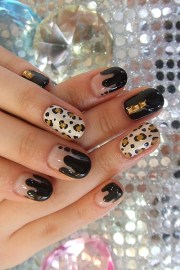 animal print nail art ideas