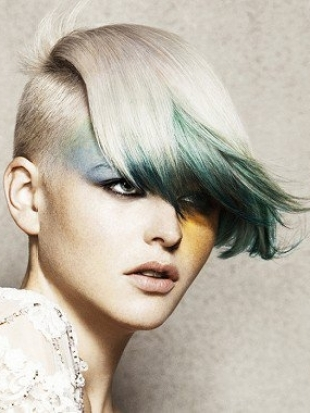 Cool Tomboy Hairstyles