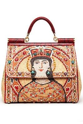 Dolce Gabbana Handbags For Fall Winter 2013 (4)