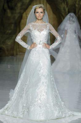 Elie By Elie Saab 2014 Bridal Collection  (4)