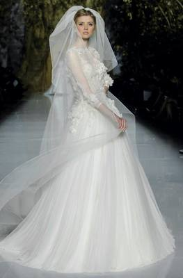 Elie By Elie Saab 2014 Bridal Collection  (5)
