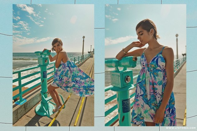 Luftige sommer kleider