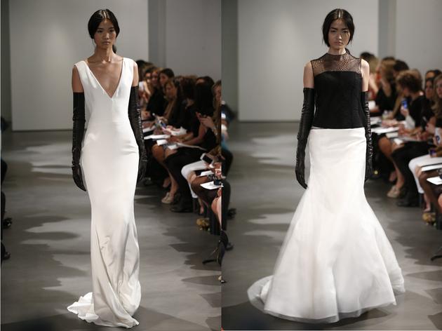 Vera Wang Bridal Collection for Spring 2014