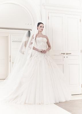 Zuhair Murad Spring Summer 2014 Bridal Collection  (4)