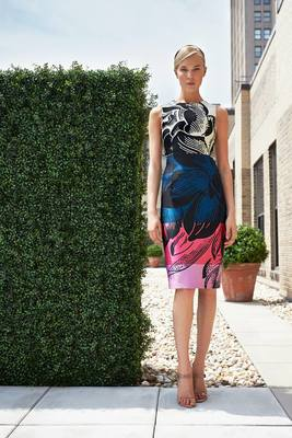 Carolina Herrera Resort 2014 Collection (7)