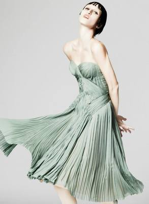 Zac Posen Resort 2014 Collection  (1)