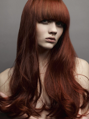 pics for chestnut red hair color