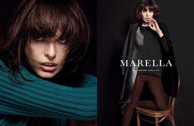 Marella Fall 2013 Ad Campaign