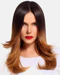 Pictures : Good Hair Colors for Tan Skin - Ombre Hair ...