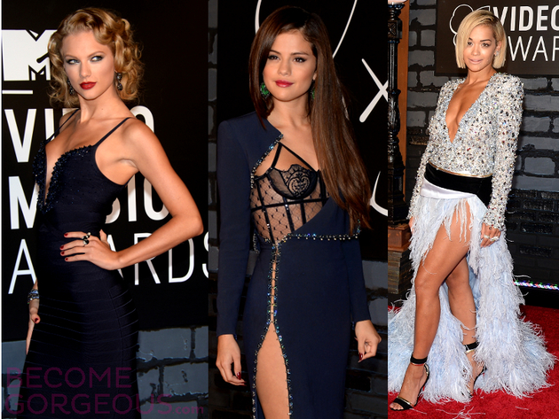 MTV VMAs 2013: Best Celebrity Red Carpet Style