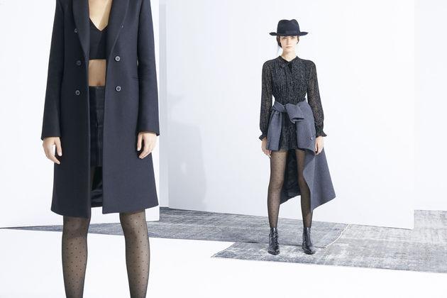 Zara Coats Fall 2013
