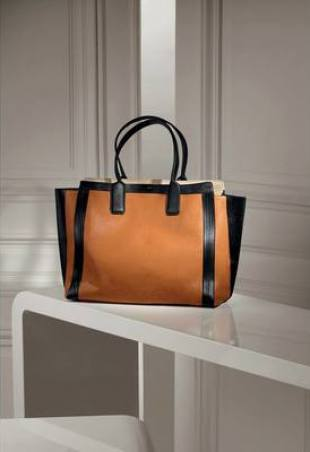 Alison Medium Tote From The Chloe Fall 2013 Accessories Collection