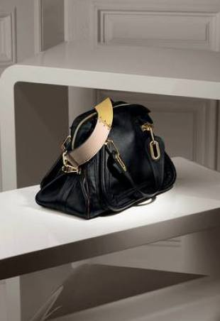 Paraty Miltiary Shoulder Bag From The Chloe Fall 2013 Accessories Collection