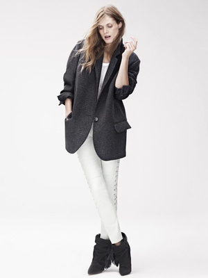 Oversized Blazer Isabel Marant For Hm