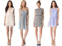 Trendy Summer Dresses for Petite Women.