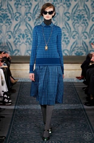 Tory Burch Fall 213 Collection