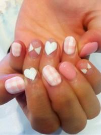 Valentine's Day Nail Art Ideas.