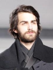 men runway hairstyles 2013