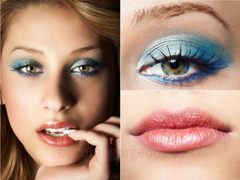 Prom Makeup For Blue Eyes Red Dress Hylenddawards