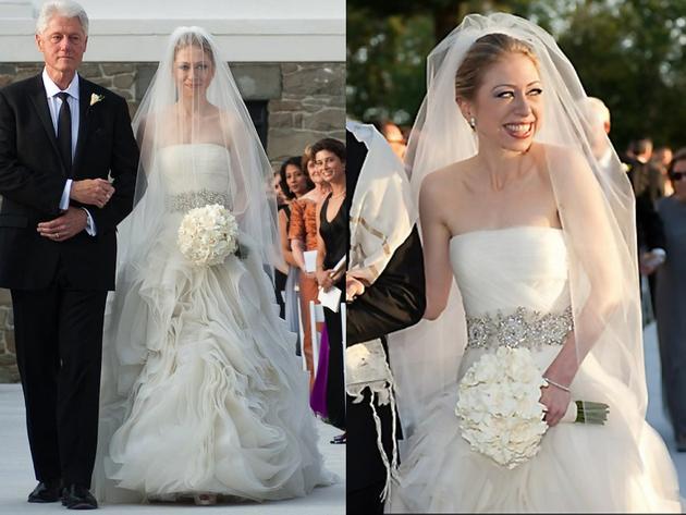 Best Celebrity Wedding Dresses