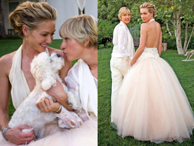 Best Celebrity Wedding Dresses