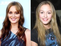 Natural Blonde Celebrities Who Dye Their Hair Dark.