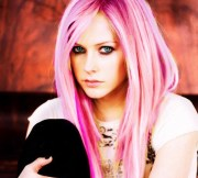 pink hair colors celebrities