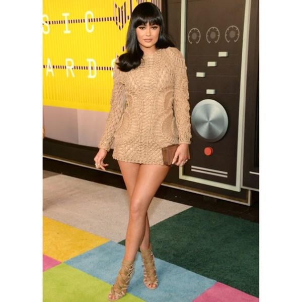 Kylie Jenner 2015 Video Music Awards