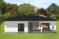 Grozgiger Winkelbungalow mit integrierter Garage - www ...