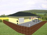 ...individuell geplant ! - Bungalow mit integrierter ...
