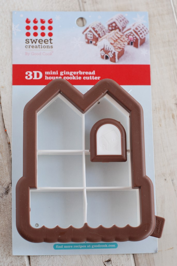 3D Mini Gingerbread Houses  gluten free  Beneficial Bento